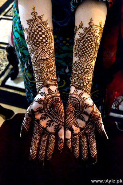Mehndi Arm Music : Pakistani mehndi designs « beautyballs