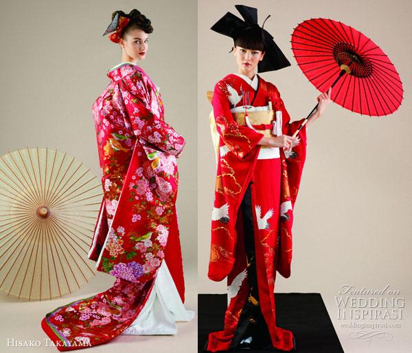 Japanese Wedding Gown: Kimono-Wedding-Dress « Beautyballs