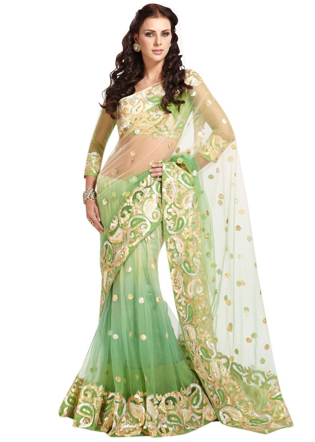 Designer Fashion Wedding Sarees